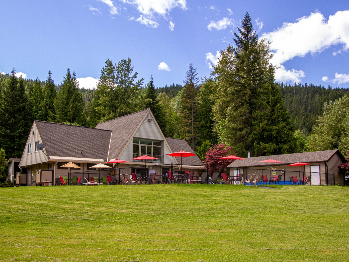 SICAMOUS - CAMPGROUND & RV PARK is a business for sale in BC.