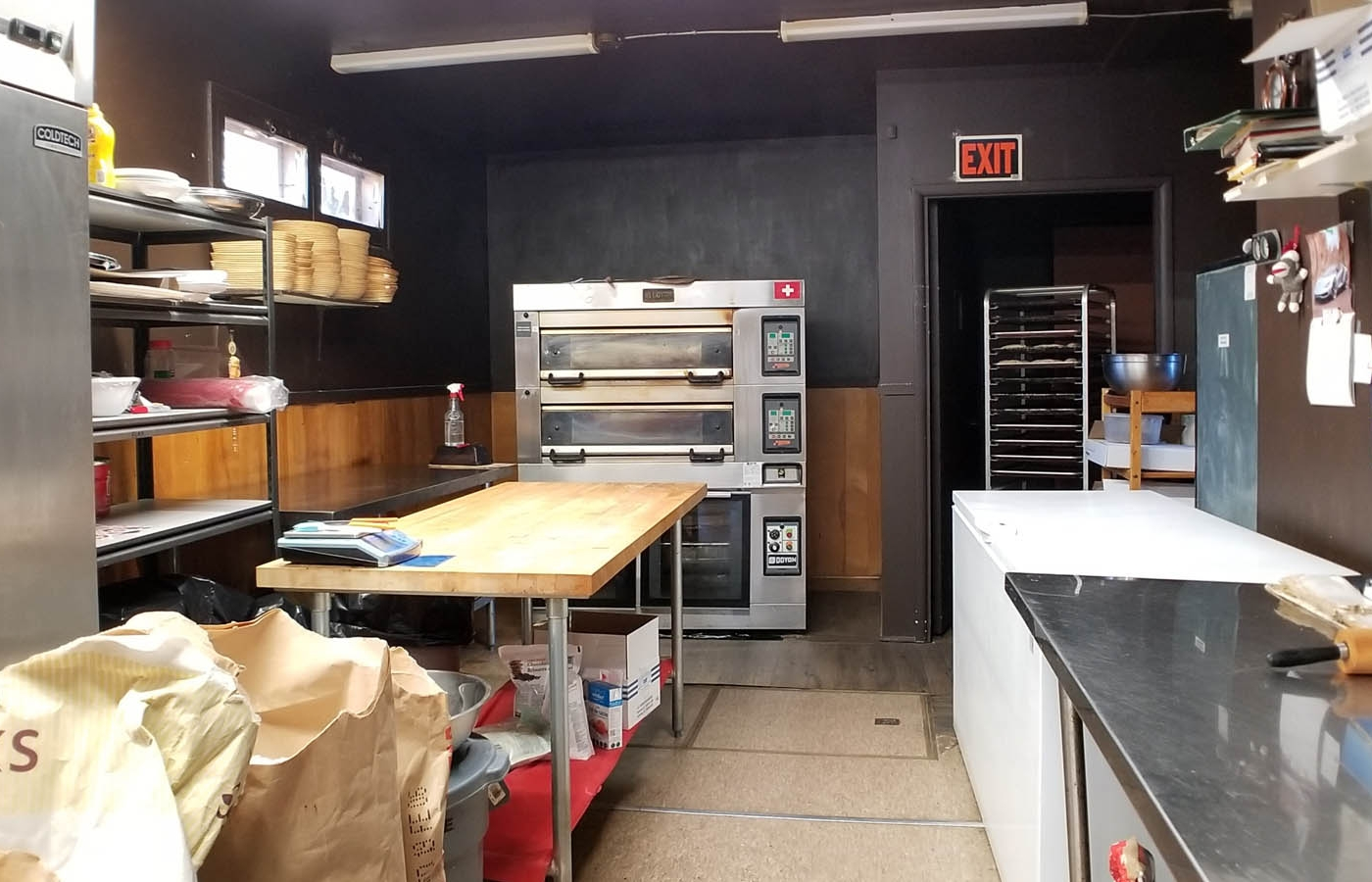 Thriving Bakery/Restaurant is a business for sale in BC.