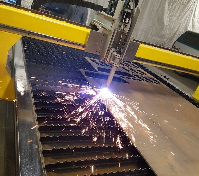 CNC Plasma Cutting Table Manufacturer is a business for sale in BC.