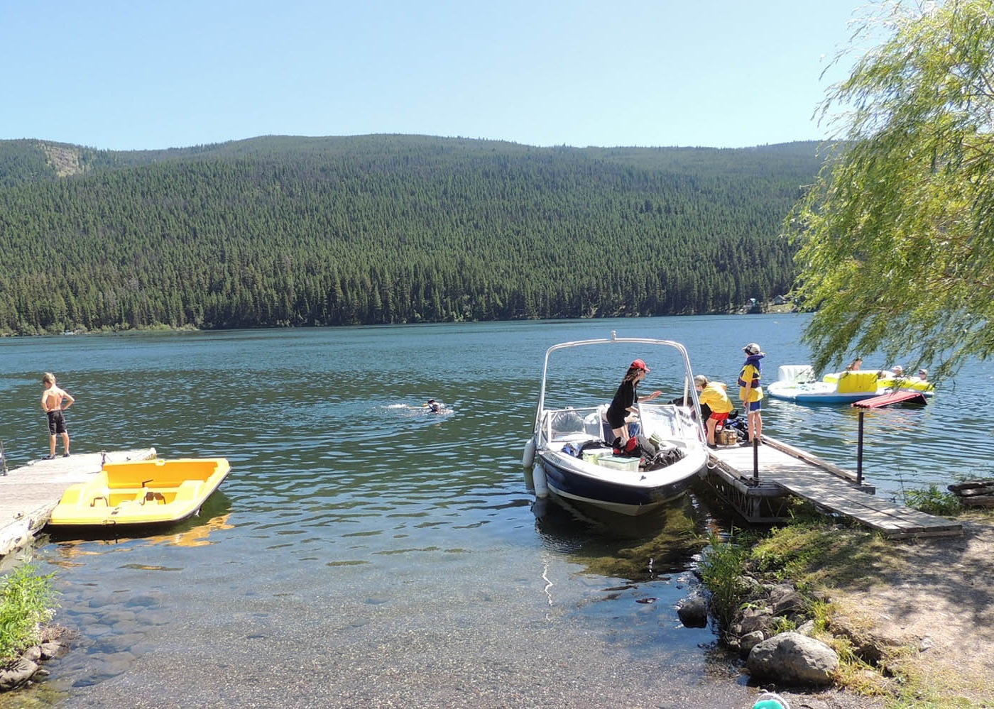 Profitable Fishing Resort B.C. Interior is a business for sale in BC.