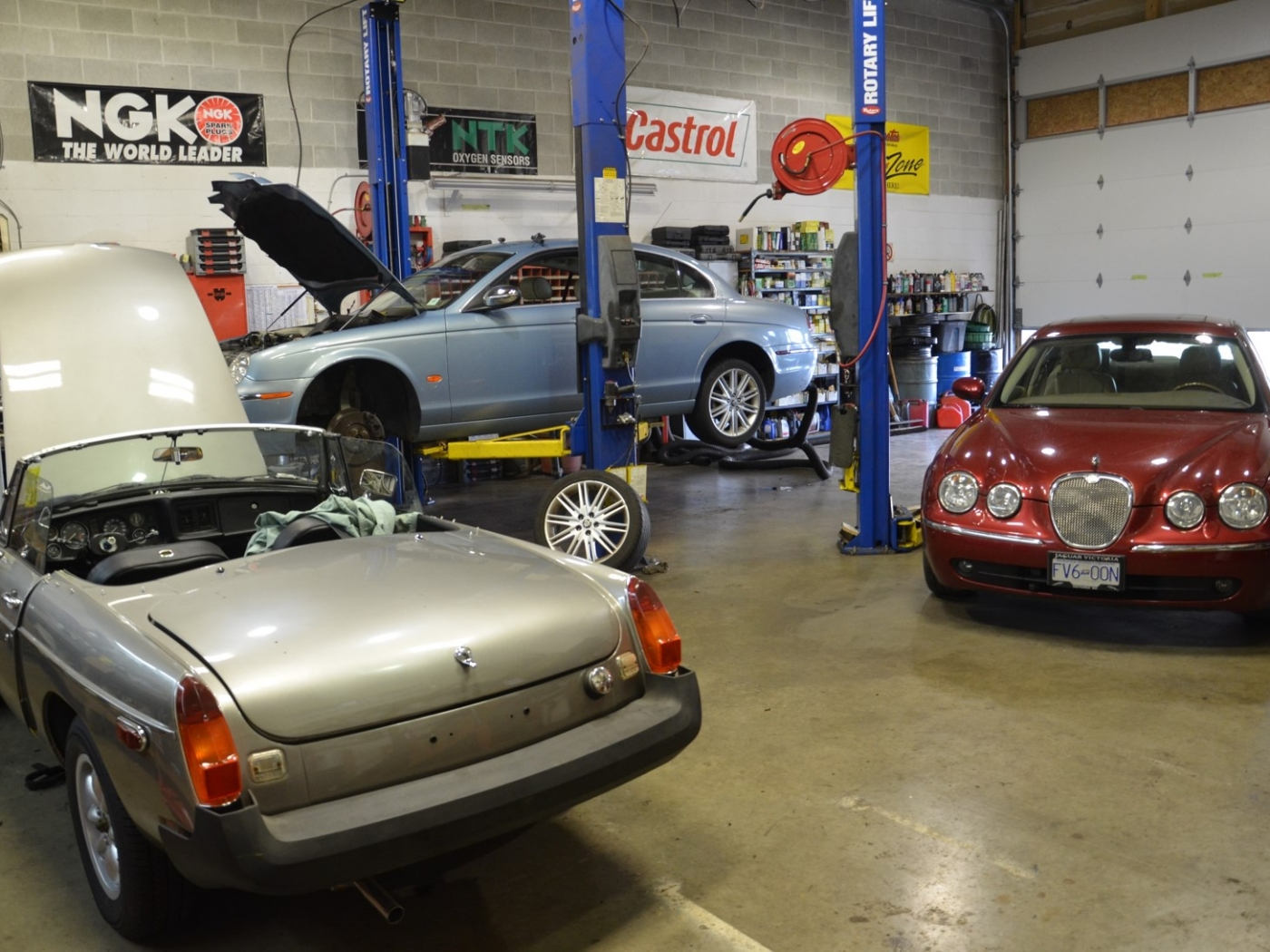 Successful Automotive Business is a business for sale in BC.