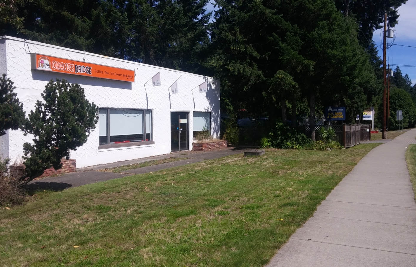 Big Tent RV Campground is a business for sale in BC.