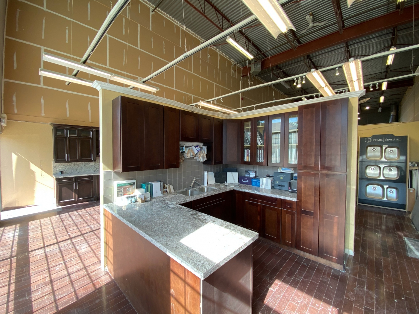 TURNKEY CABINET AND COUNTERTOP is a business for sale in BC.
