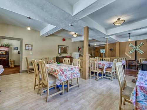 The Inn at Spences Bridge is a business for sale in BC.