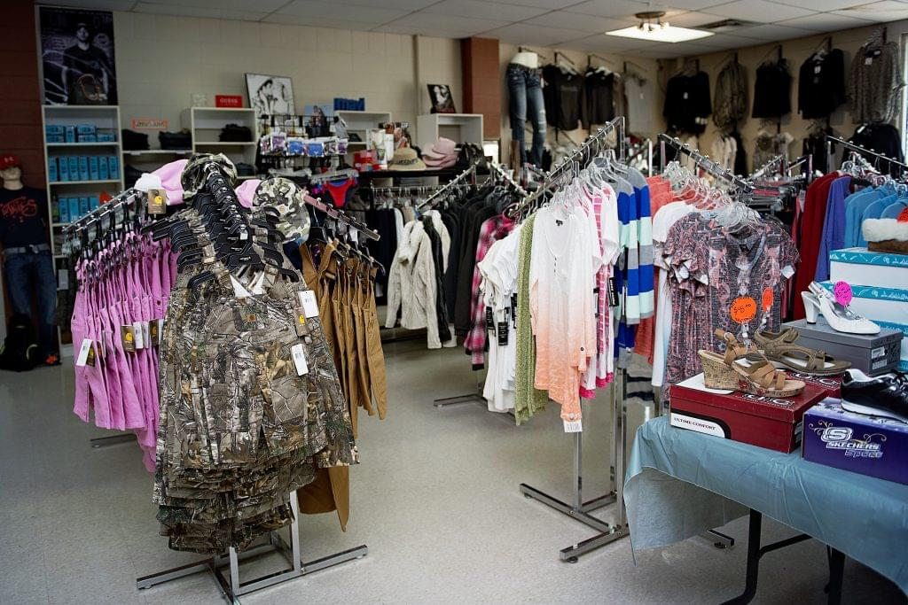 Retail Clothing and Footwear Store is a business for sale in BC.