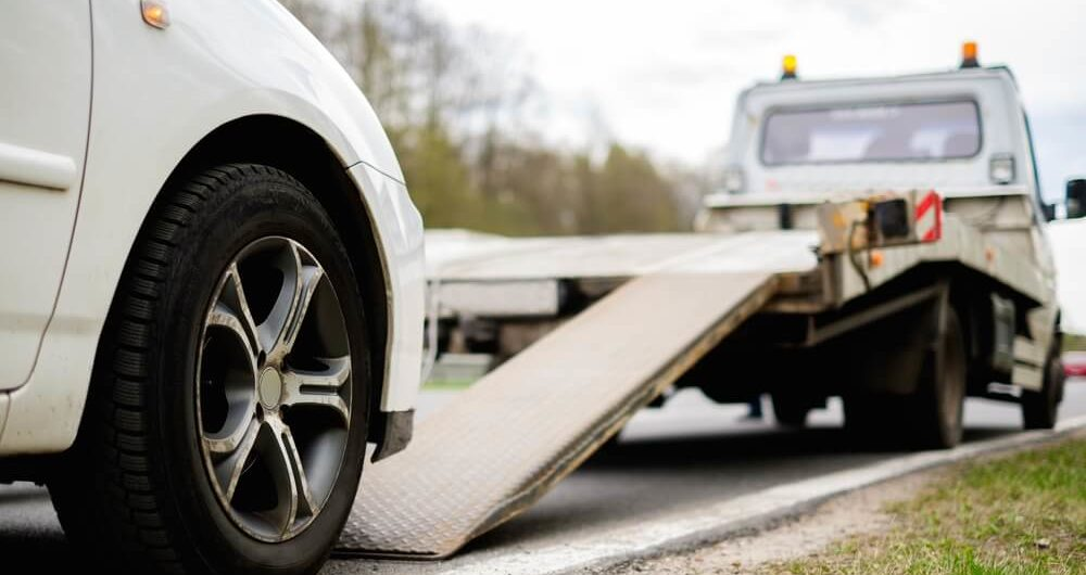 Successful Towing Business is a business for sale in BC.