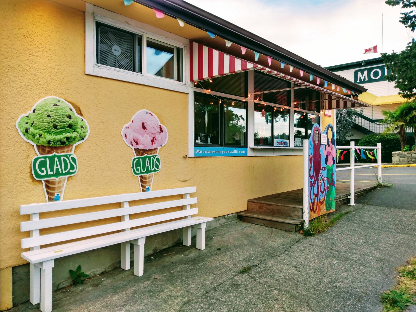 Pandemic Proof Ice Cream Store is a business for sale in BC.