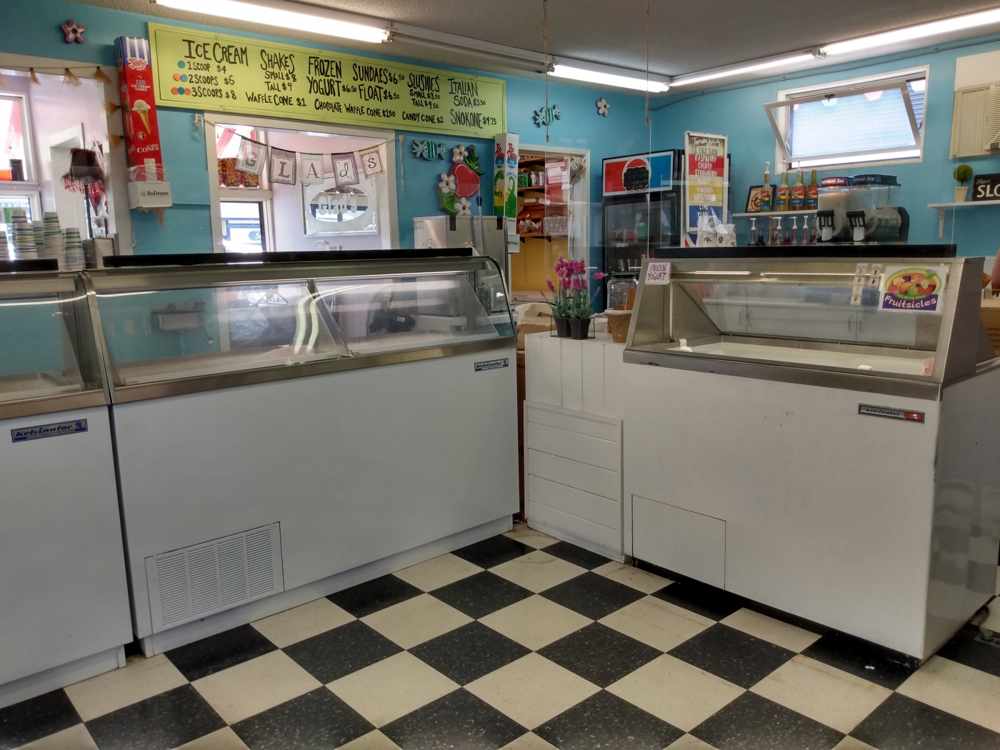 Iconic Ice Cream Store is a business for sale in BC.