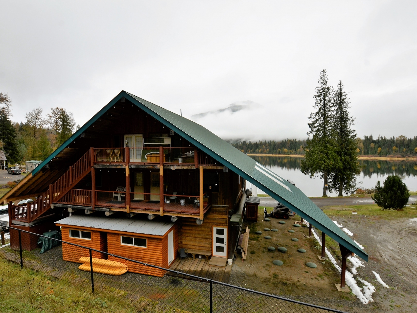 Sugar Lake Lodge & Bistro is a business for sale in BC.
