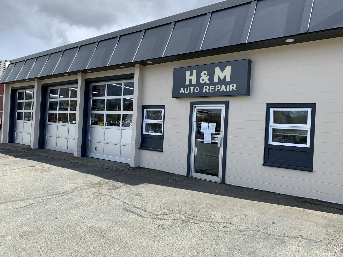 H & M Brake is a business for sale in BC.