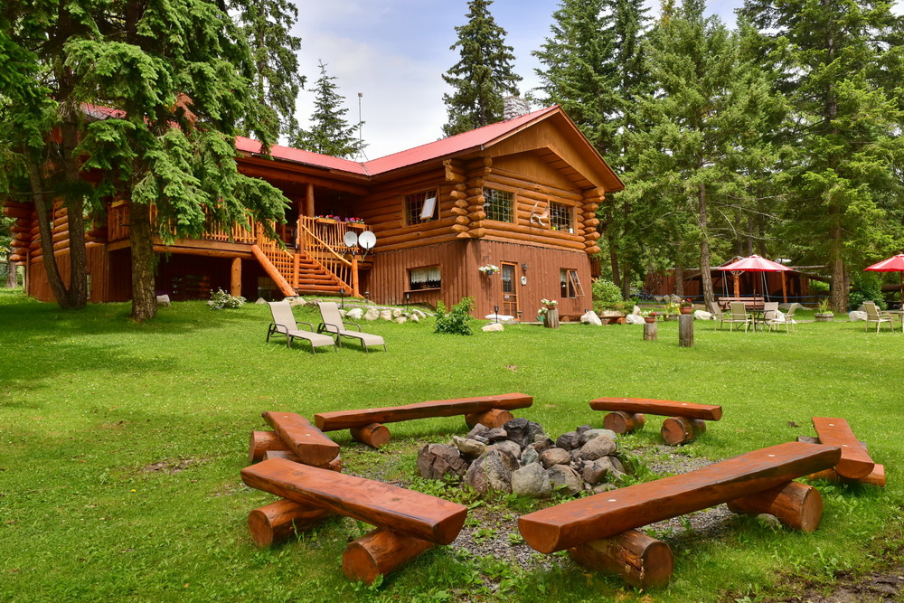 profitable Guest Ranch / Fishing Lodge for sale is a business for sale in BC.