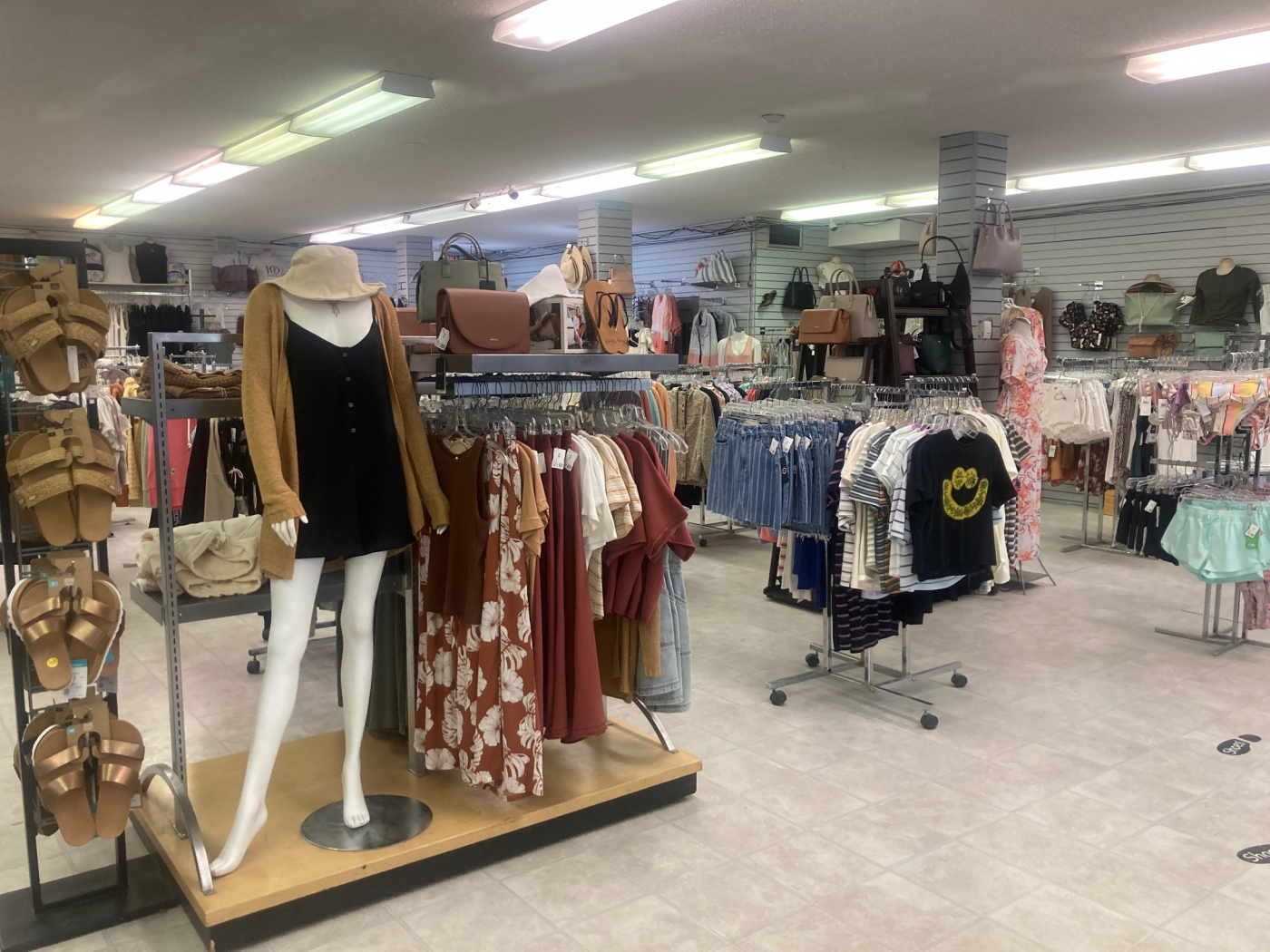 Well Established Clothing Company is a business for sale in BC.