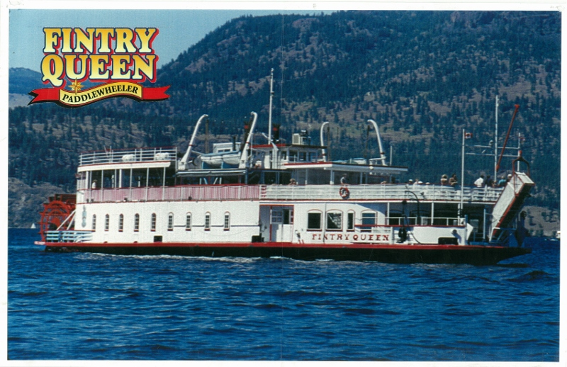 Tour Boat on Okanagan Lake is a business for sale in BC.