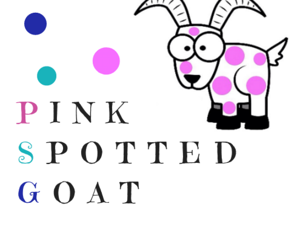 Pink spotted goat (5)