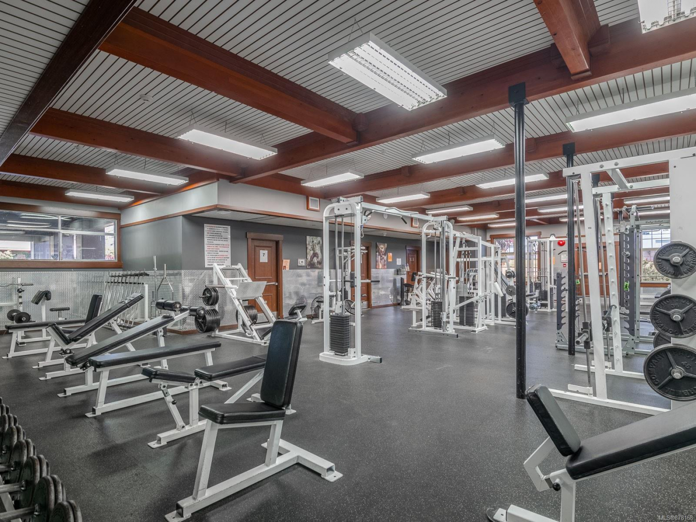 Slammers Gym is a business for sale in BC.
