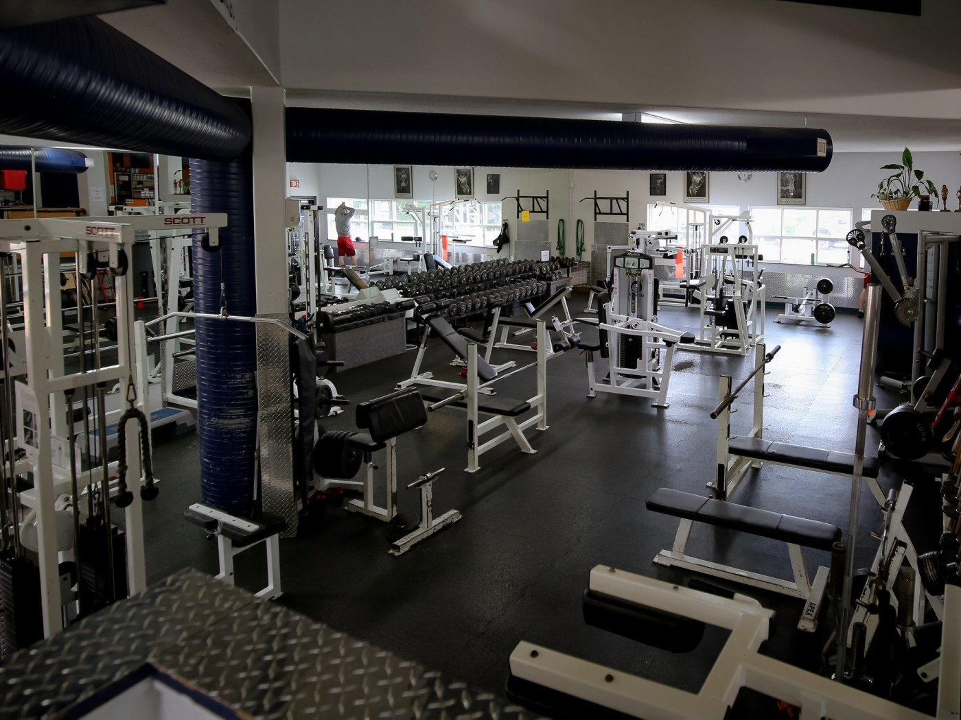 Large Commercial Building in great location Currently leased to Gym is a business for sale in BC.