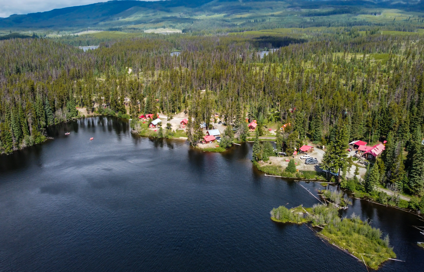 Headwaters Family Camp is a business for sale in BC.