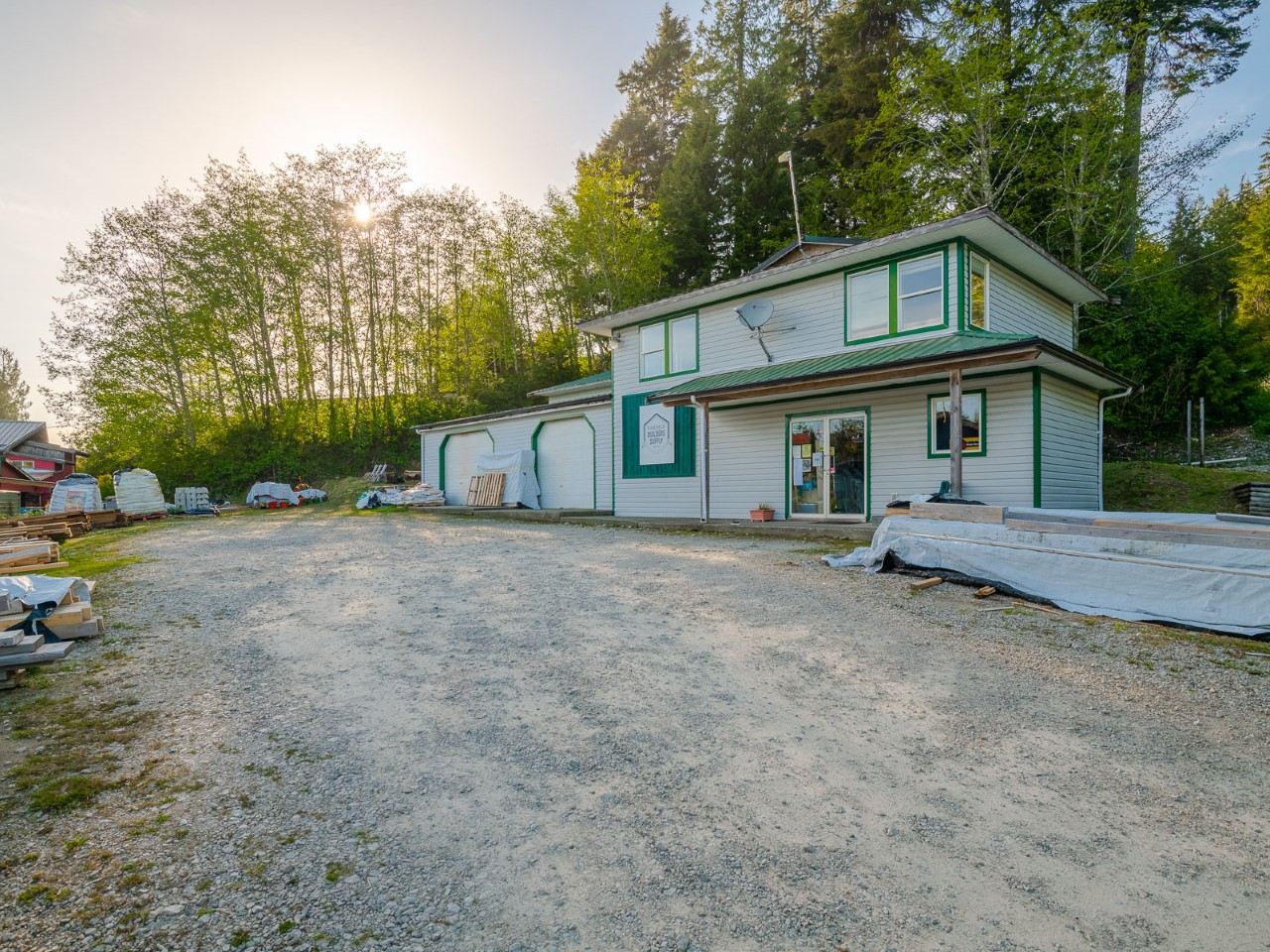 Building Supply Co. is a business for sale in BC.