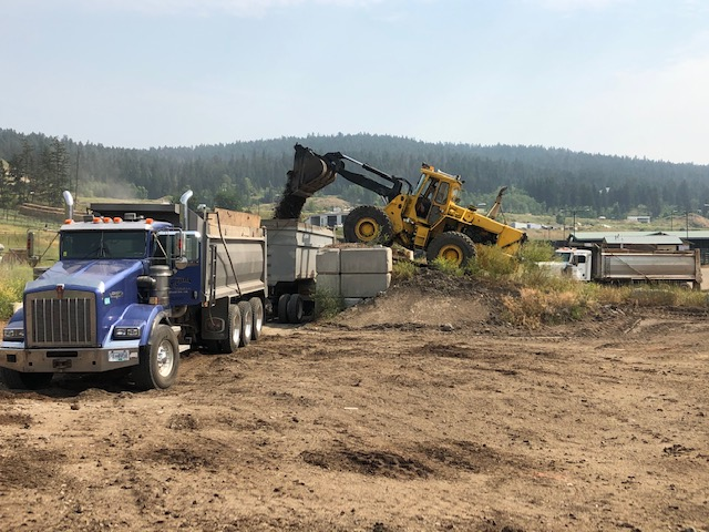 Cariboo Peat & Gravel is a business for sale in BC.