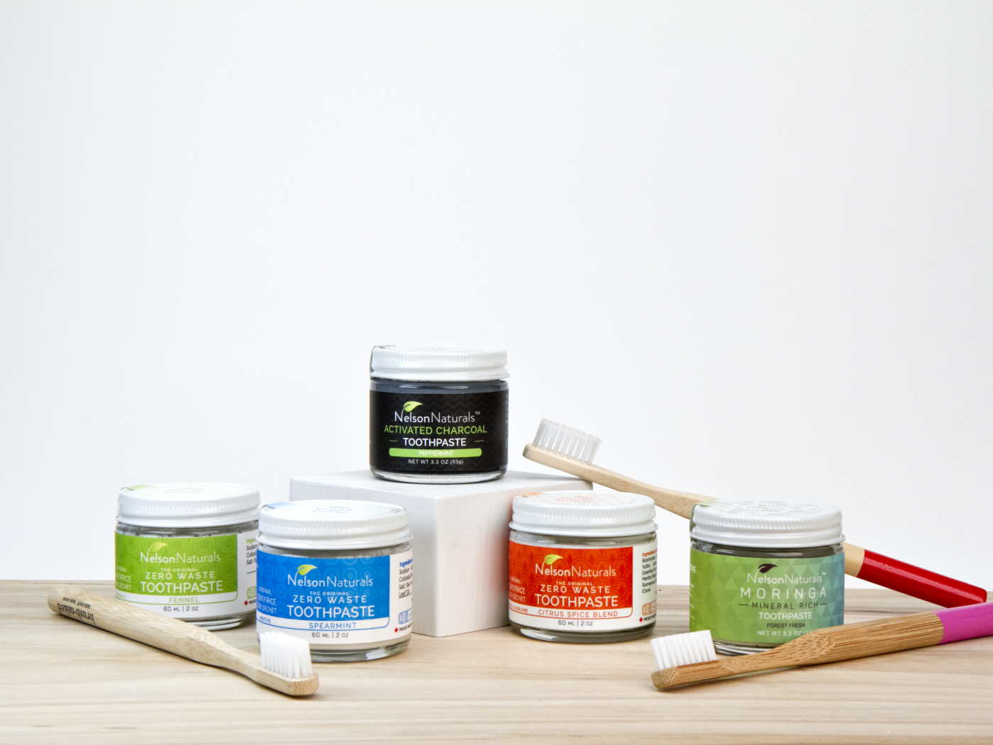 Nelson Naturals Toothpaste Business is a business for sale in BC.