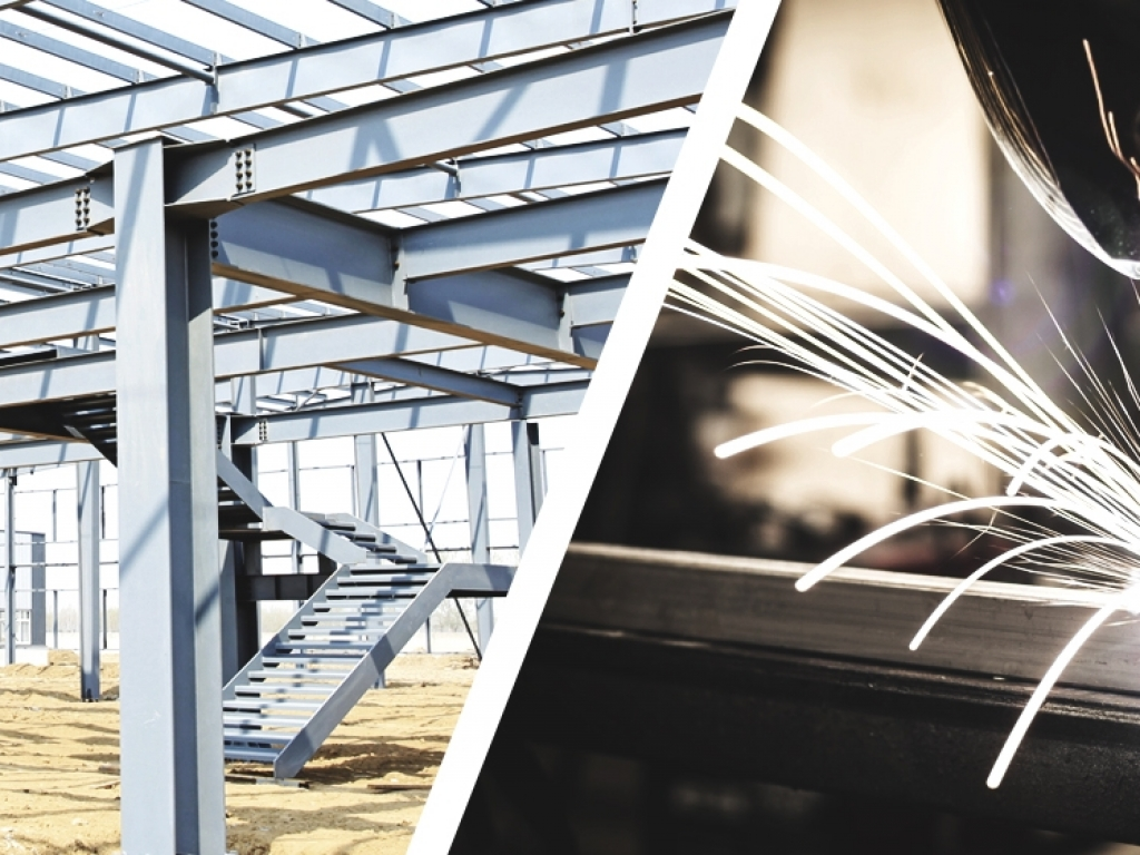 Structural Steel Fabrication Business