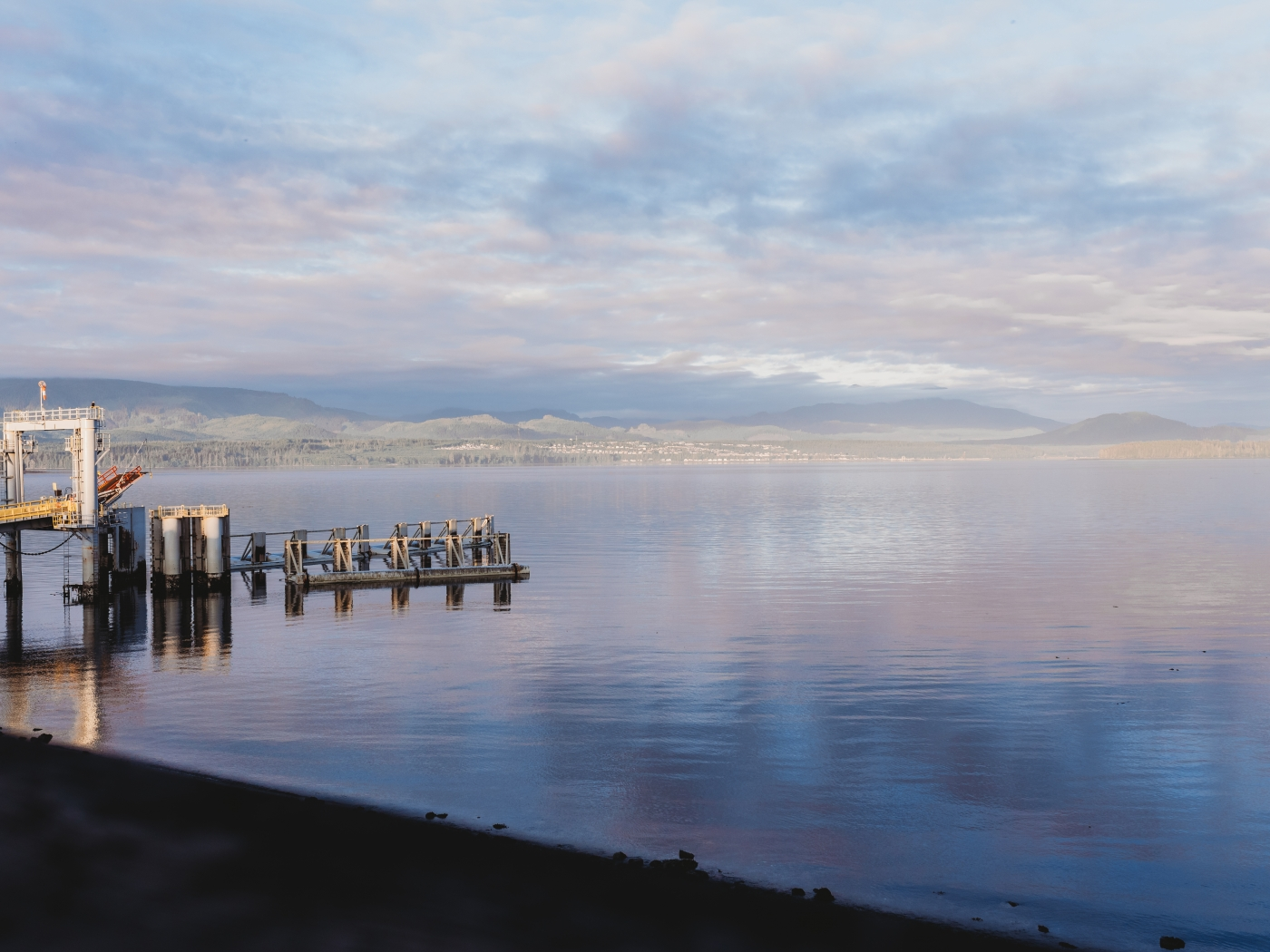 The Oceanfront Hotel & Accommodations is a business for sale in BC.