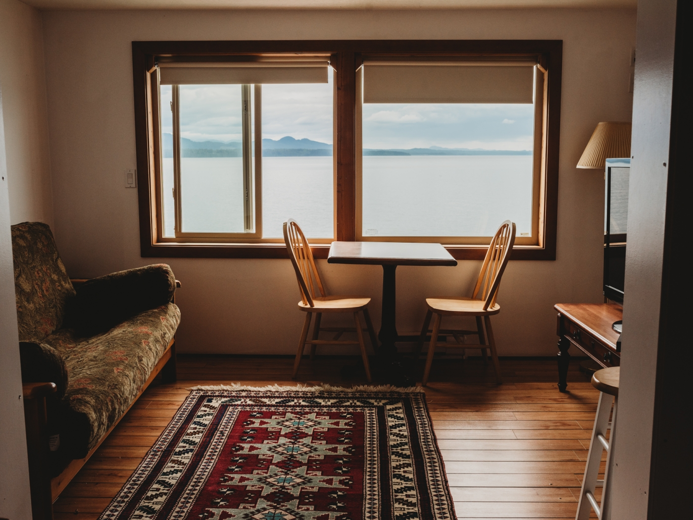 The Oceanfront Hotel is a business for sale in BC.