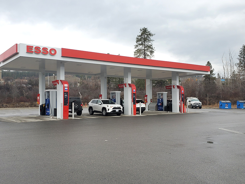 Gas Station Kelowna BC - National Brand for Sale is a business for sale in BC.