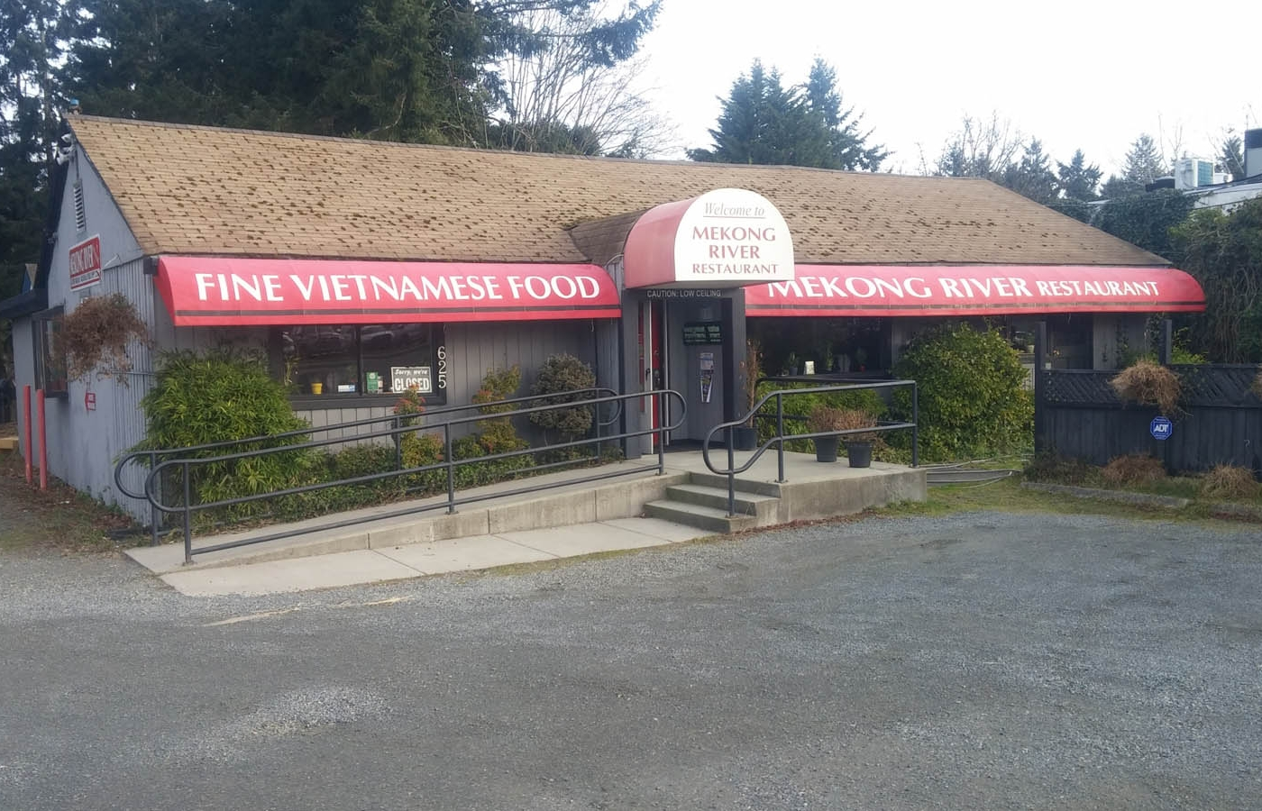Mekong River Restaurant is a business for sale in BC.